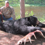 <h1>New Brunswick Black Bear, Moose & Deer Hunts</h1><h3>Spectacular Hunting Adventures in a vast, unspoiled area of New Brunswick</h3>