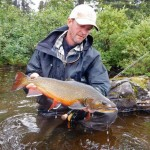 <h1>Labrador Brook Trout Fishing</h1><h3>Travel to the McKenzie River to fly-fish for Brook Trout and Landlocked Salmon</h3>