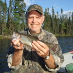 <h1>Brook Trout Fishing in Quebec</h1><h3>Drive-to Lodge in Central Quebec with Fishing for Brook Trout, Walleye and Northern Pike</h3>