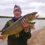 <h1>Quebec Atlantic Salmon & Trout Fishing</h1><h3>Fish in Northern Quebec for Atlantic Salmon, Brook Trout and Lake Trout</h3>