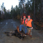 <h1>Maine Moose Hunts</h1><h3>Trophy Maine Moose Hunting</h3>