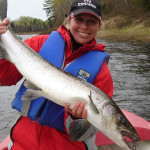 <h1>Atlantic Salmon Fishing – Miramichi River</h1><h3>Fish the world famous Miramichi River in New Brunswick, Canada</h3>