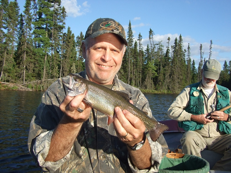 Central Maine Motors >> Brook Trout Fishing in Quebec - Remote Cabins and Private ...